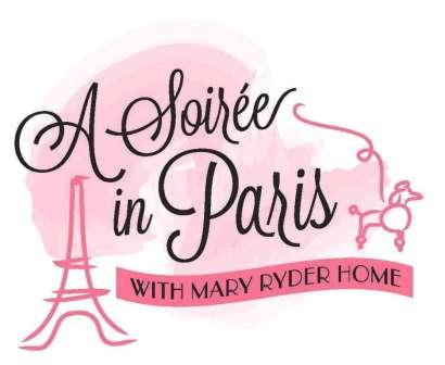 Soiree in Paris Auction Logo 2013